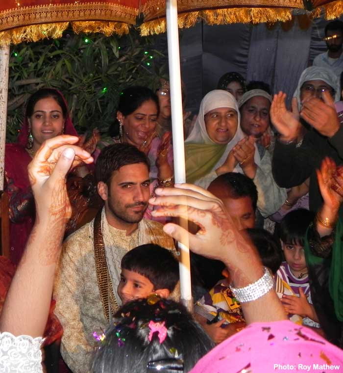 Kashmiri wedding