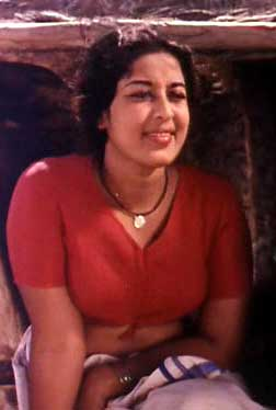 Sheela in film Chemmeen