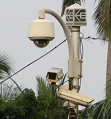 Traffic surveillance cameras